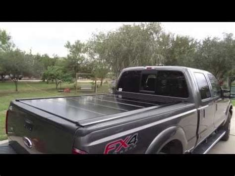 peragon truck bed cover review peragon customer fuel economy review youtube