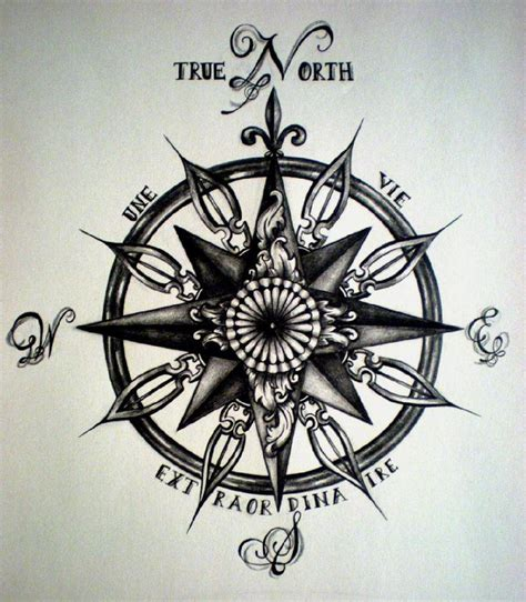 compass tattoo shop 124 best art compass rose images on pinterest compass