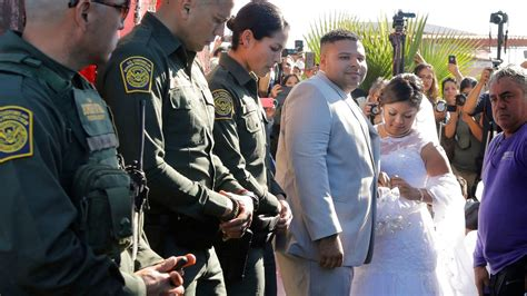 Border Patrol Background Check Border Groom Passes Federal Background Check Turns Out To Be Convicted Smuggler