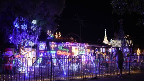 2015 christmas lights guide the border mail