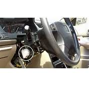 94 97 Honda Accord Ignition Switch Replacement Part 1  YouTube