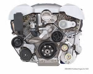 Cadillac Northstar V8 Reliability 2004 Northstar V8 Sets New Standard For Cadillac Xlr And Srx