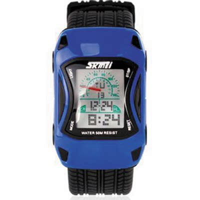 Skmei Jam Tangan Anak Dg1153 Black T3010 jam tangan anak laser jam simbok