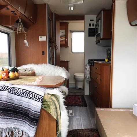 our 1st remodel class c motorhome rv remodel pottery maude s modifications class c rv remodel florida rv