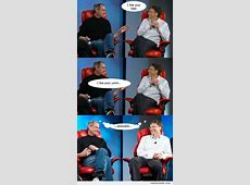 Steve Jobs vs Bill Gates (20) by ben - Meme Center I'm Just A Bill Download