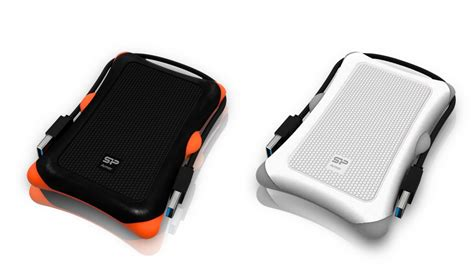 silicon power rugged armor a30 silicon power unveils the armor a30 a new rugged portable drive