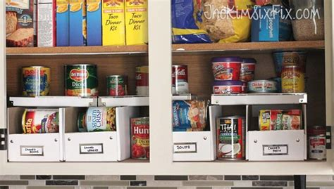 Pantry Can Storage 10 Ways To Achieve The Most Organized Pantry