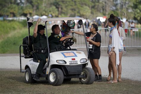 Okeechobee Sheriff Arrest Records Despite Bigger Crowd Arrests At Okeechobee And