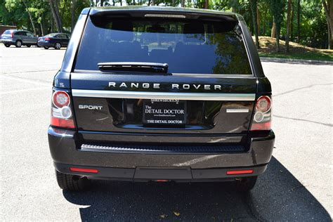 land rover sport 2012 2012 land rover range rover sport luxury pre owned
