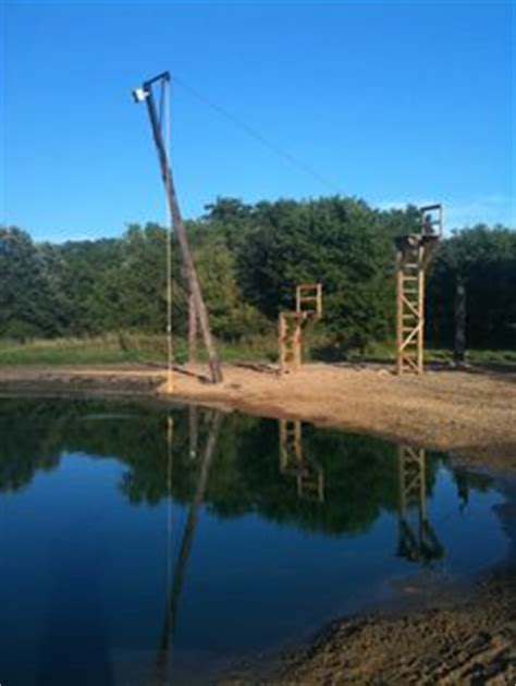 boat dock rope swing telephone pole rope swing pond bing images family fun