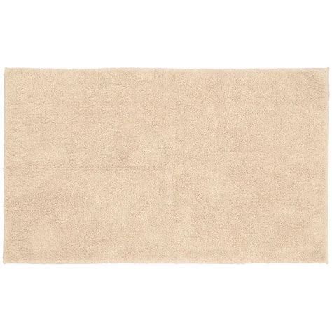 Accent Rugs For Bathroom Garland Rug Cotton 30 In X 50 In Washable Bathroom Accent Rug Que 3050 02 The