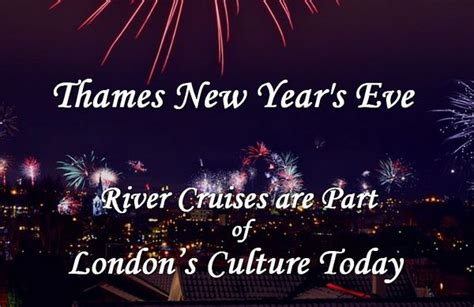 thames river cruise new years eve reviews thames new year s eve river cruises are part of london s