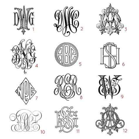 Customize Your Own Lettering