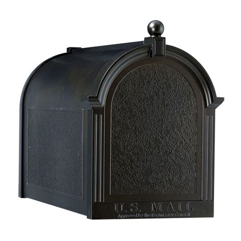 mailboxes for gibraltar mailboxes rubbermaid plastic post mount mailbox