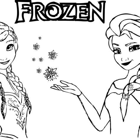 elsa magic coloring page free printable frozen olaf coloring pages for kids disney