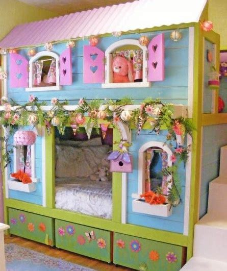 cute girl bunk beds pin by amy burriss on kids stuff pinterest