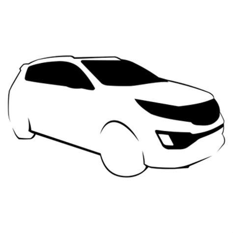 Bantal Mobil Kia Sportage Car Set Mobil automobil skizze kia sportage der kostenlosen