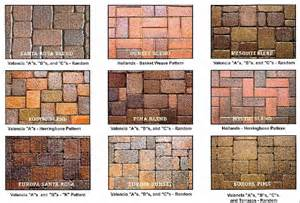 paver colors landscaping product magic elves landscaping