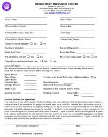 eric blog room rental agreement form