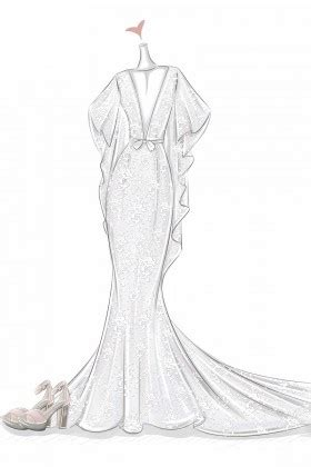Home Decoration For Wedding by Wedding Dress Sketches Prom Dress Sketches Free