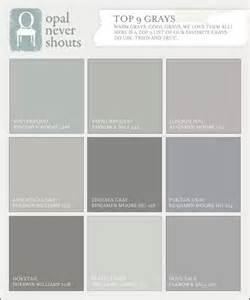 benjamin moore grays for the home pinterest