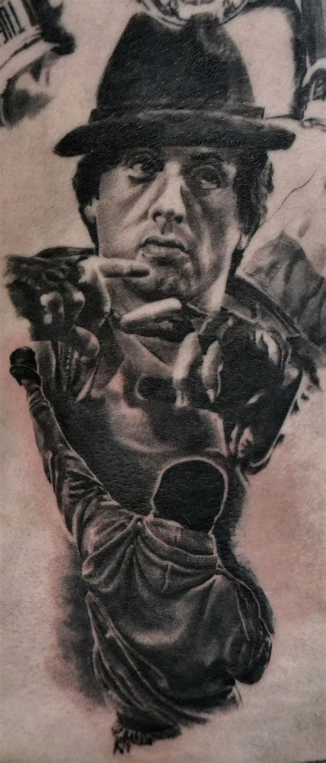 rocky tattoo 15 best rocky images on rocky balboa