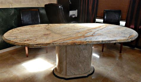granite dining tables 39 elegant granite dining room table ideas table decorating ideas