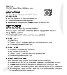 8 yahtzee score sheet templates free sample example