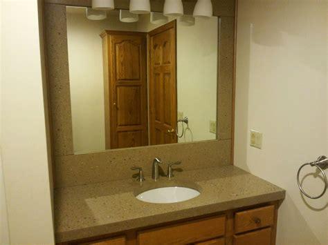Diy Bathroom Countertop by Diy Concrete Countertops Do It Yourself Concrete