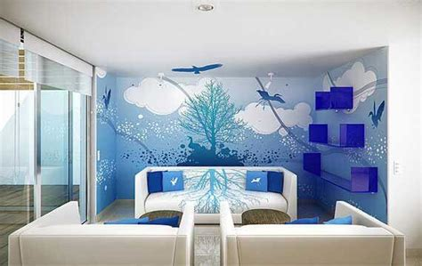 wall painting designs pictures for living room 20 living room painting ideas apartment geeks