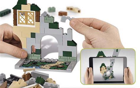 imagenes virtuales reales lego fusion convierte tus bloques reales en
