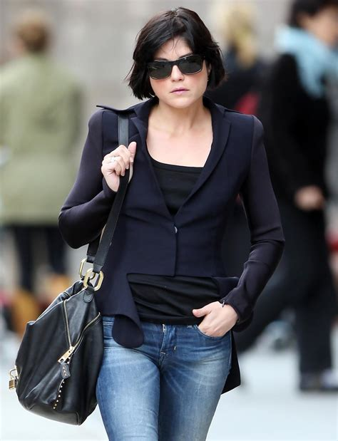 Selmas New by Selma Blair In Selma Blair Out And About In New York Zimbio