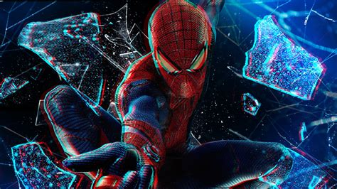 the amazing spider man 3d download hd wallpapers