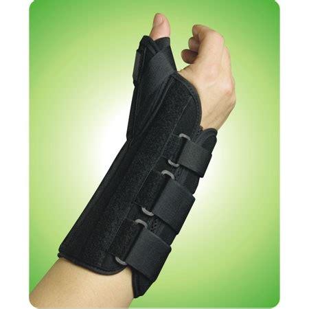alex orthopedic 1341 rs ultra fit wrist brace with thumb ultra fit wrist brace with thumb abduction right hand black