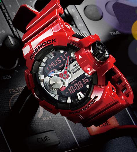 Jam Tangan Gshock Gba 400 Blackred watchismo times play your with the new g shock g