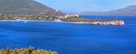 baia porto la baia di porto conte sardegna italia
