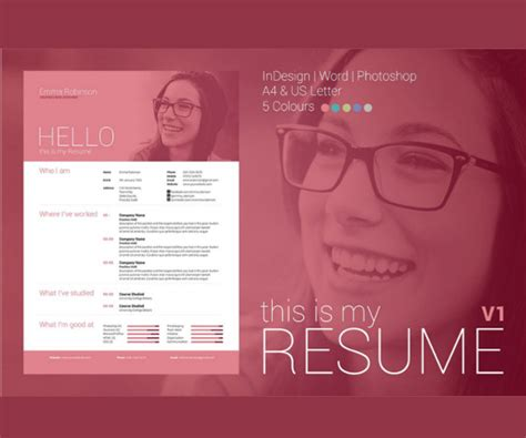 Responsive Resume Template Free by 17 Html5 Responsive Resume Templates Free Sles Exles