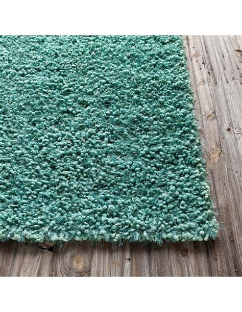 teal shag rugs riza shag rug in teal by chandra rugs rosenberryrooms