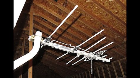 tv antenna installation  antenna  multiple tvs youtube