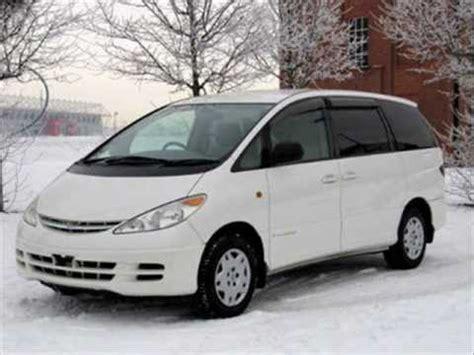 Toyota 7 8 Passenger Vehicles Toyota Estima Previa Automatic Auto 6 7 8 Seater Seats