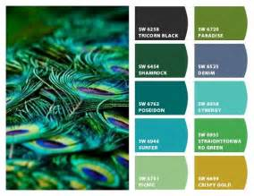 peacock feathers paint colors from chip it by sherwin williams more color and peacock
