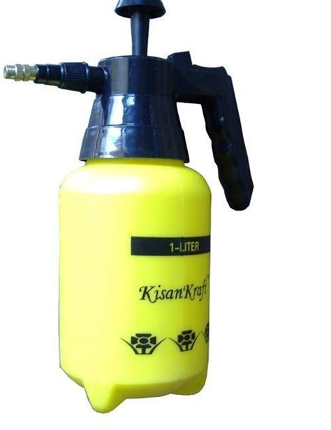 Sprayer 1liter kisan kraft 1liter sprayer greenmylife all about gardens