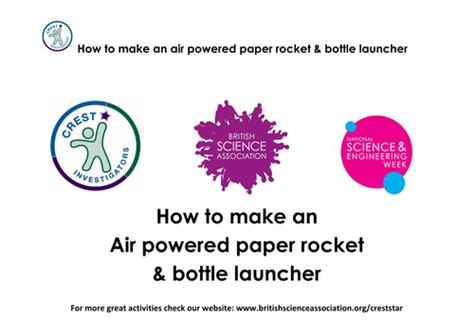 air rocket template air powered rockets by amin92 teaching resources tes