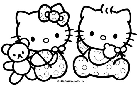 coloring pages kitty z31 coloring