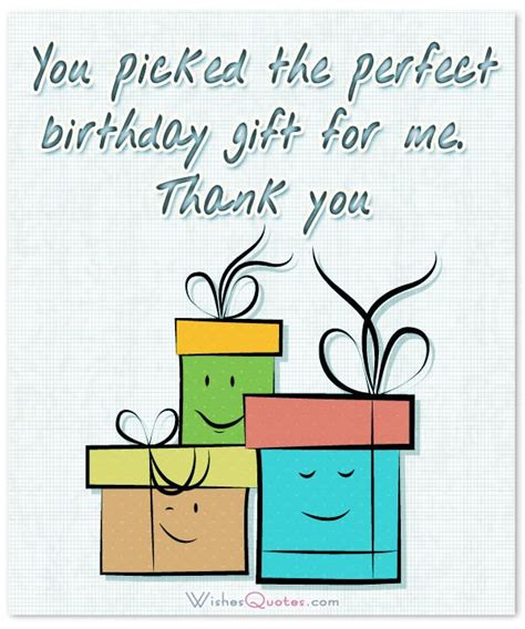 Thank You For My Present Card Template by Thank You For My Birthday Present Cards Thank You For My