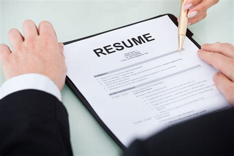 Search Work History How To Write An Excellent Resume Work History