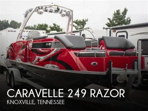 caravelle razor boats reviews caravelle 249 razor for sale in knoxville tn for 46 000