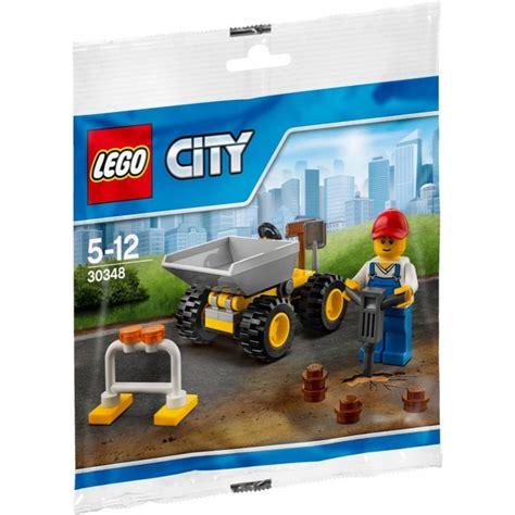 New Lego 30348 Mini Dumper Polybag Bpd023 city page 7