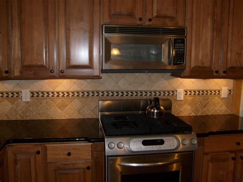 faux kitchen backsplash unique technique painting tile backsplashes kitchen