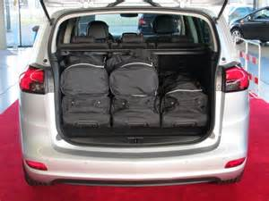 Opel Zafira Luggage Capacity Opel Zafira Luggage Space Images